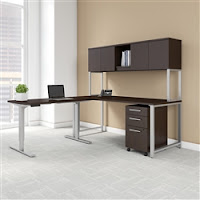 Modern-Industrial Office Furniture