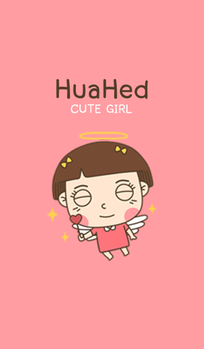 HuaHed : Cute Girl