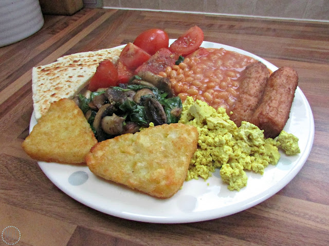 My General Life - Vegan Cooked Breakfast - Make It Vegan