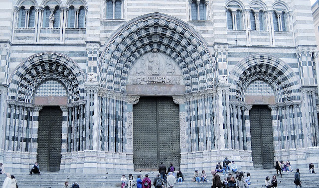 Cattedrale Di San Lorenzo em Génova