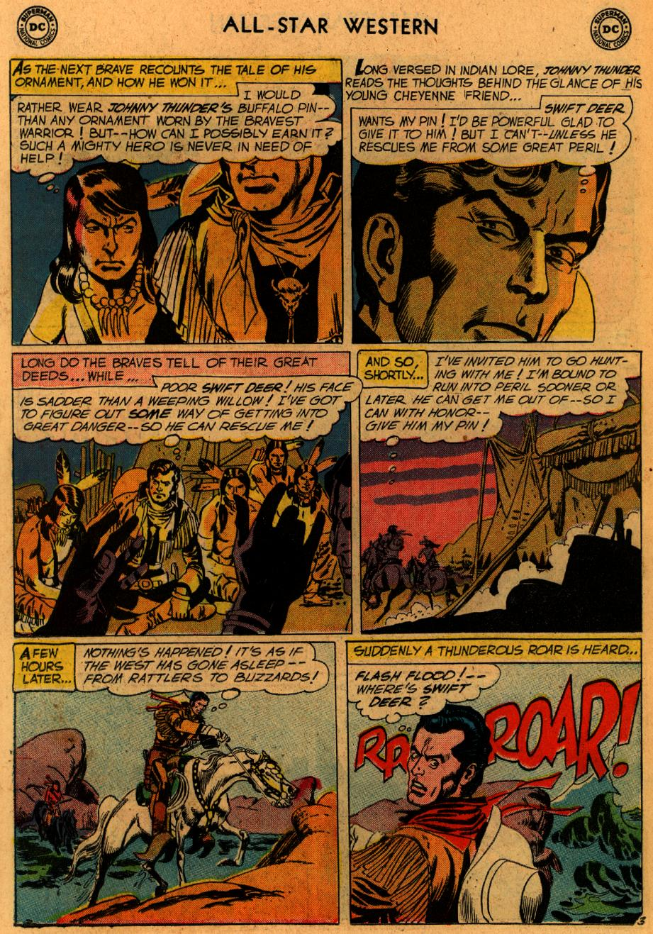 Read online All-Star Western (1951) comic -  Issue #102 - 26