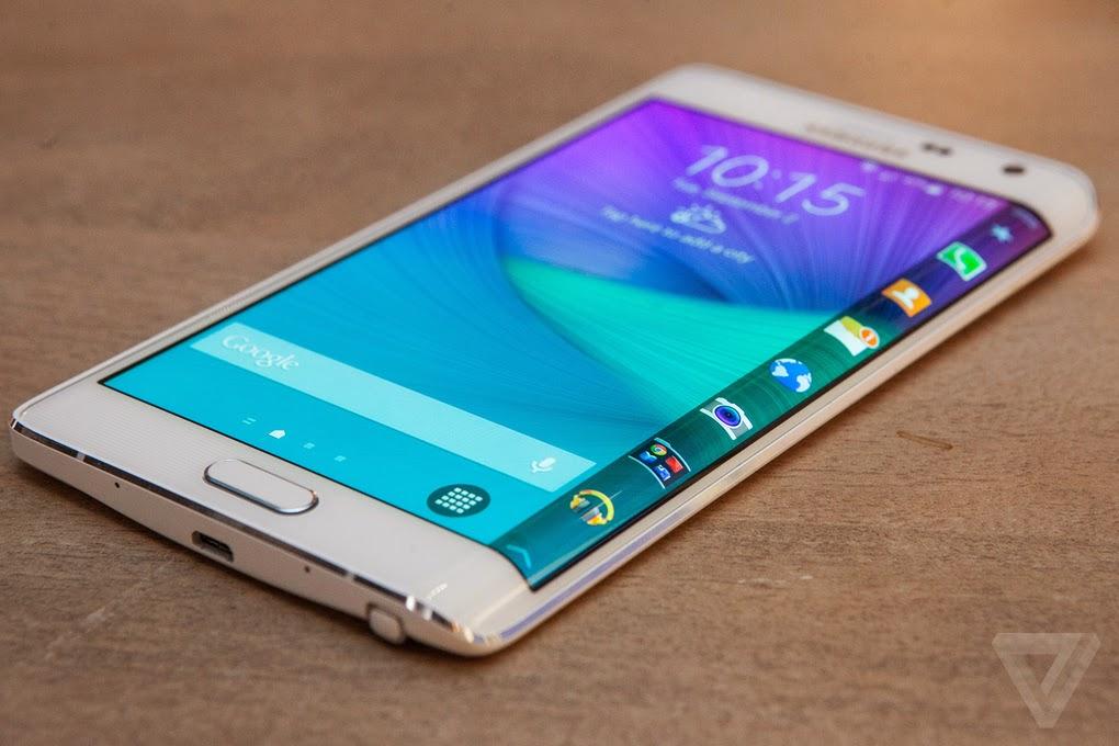 Samsung Galaxy Note Edge Picture