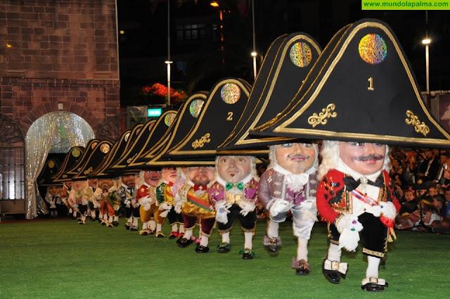 El Ayuntamiento de Santa Cruz de La Palma recuerda que queda un mes para presentarse al Premio de Letra y Música de la Danza de los Enanos