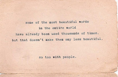 some of the most beautiful words in the entire world