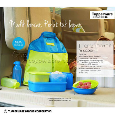 T for 2 (Ti For Tu) ~ Katalog Tupperware Promo Juni 2016