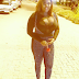 40yrs Old Busty Actress, Adediwura Becky, Steps Out In Cleavage-Baring Dress