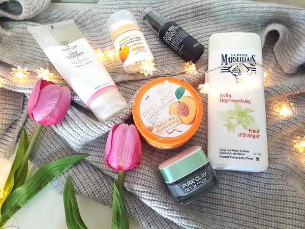 My Sunday pamper routine & products