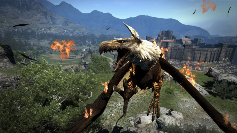 [Comming] Dragon's Dogma: Dark Arisen | January 2016