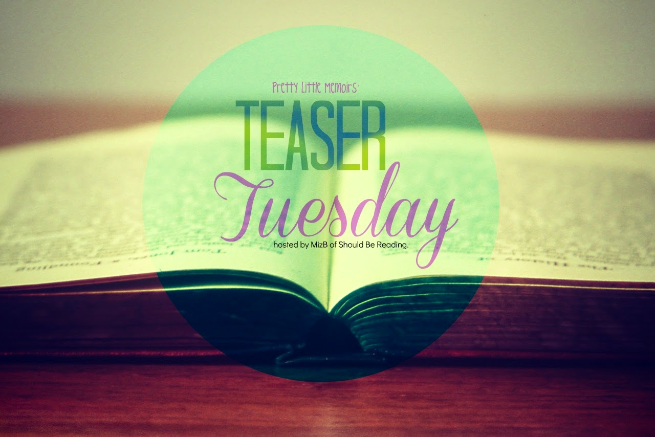 "Teaser Tuesday: ""Let's Get Lost"" by Adi Alsaid"