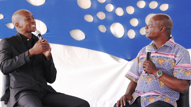GALLERY Of Pictures - Apostle P. Sibiya and Apostle A. Jaka talk about 'The Traits Of A Responsible Father!'