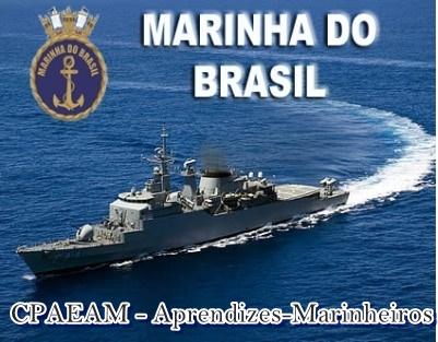 Concurso Aprendizes-Marinheiros - edital Marinha 2019