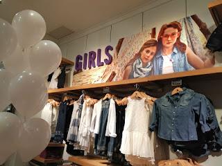 אמריקן איגל קידס - בגדי ילדות לפסח ולחופש הגדול