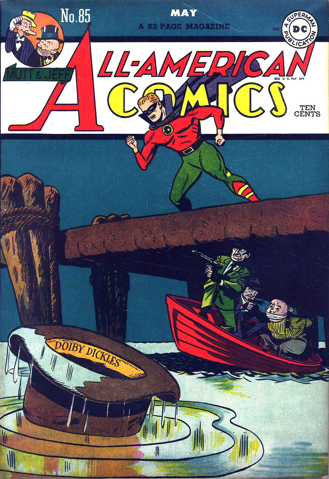 Read online All-American Comics (1939) comic -  Issue #85 - 1