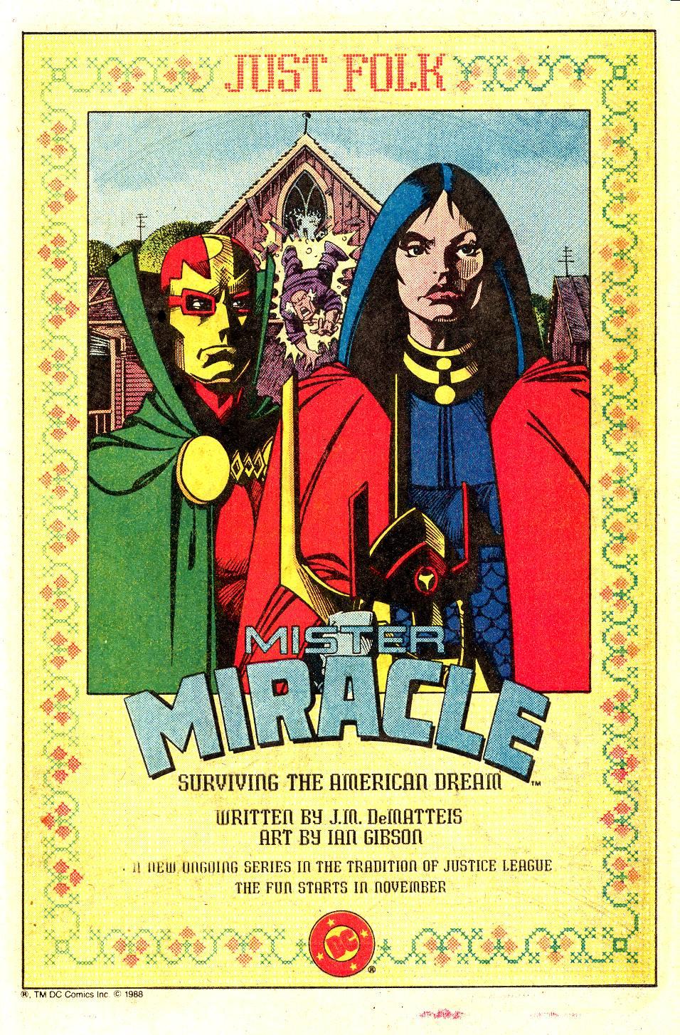 Read online Secret Origins (1986) comic -  Issue #35 - 41
