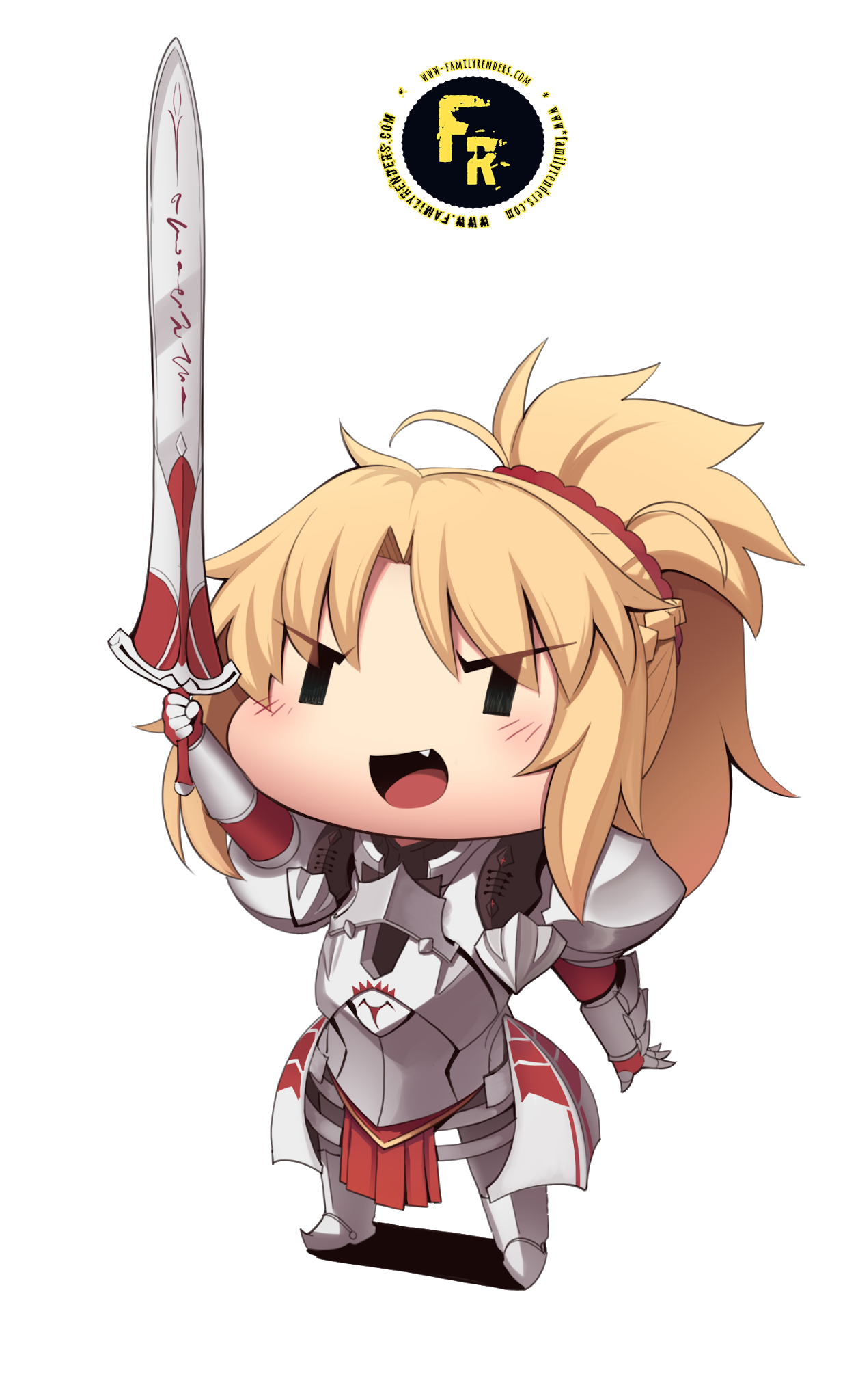 render Mordred