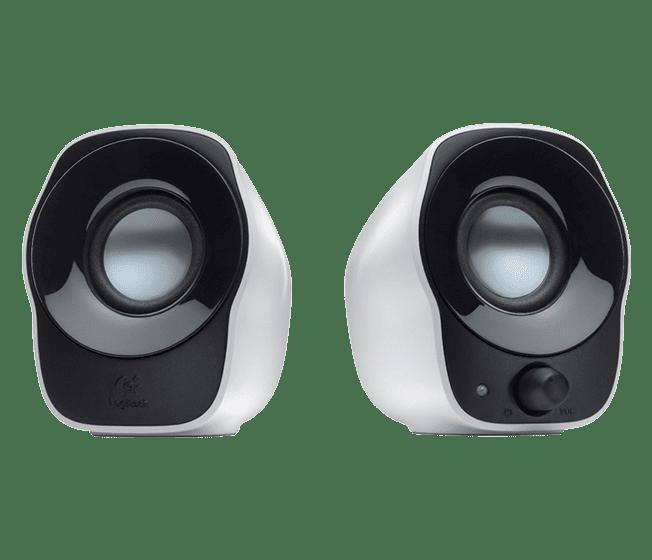 caixas de som Logitec Z120
