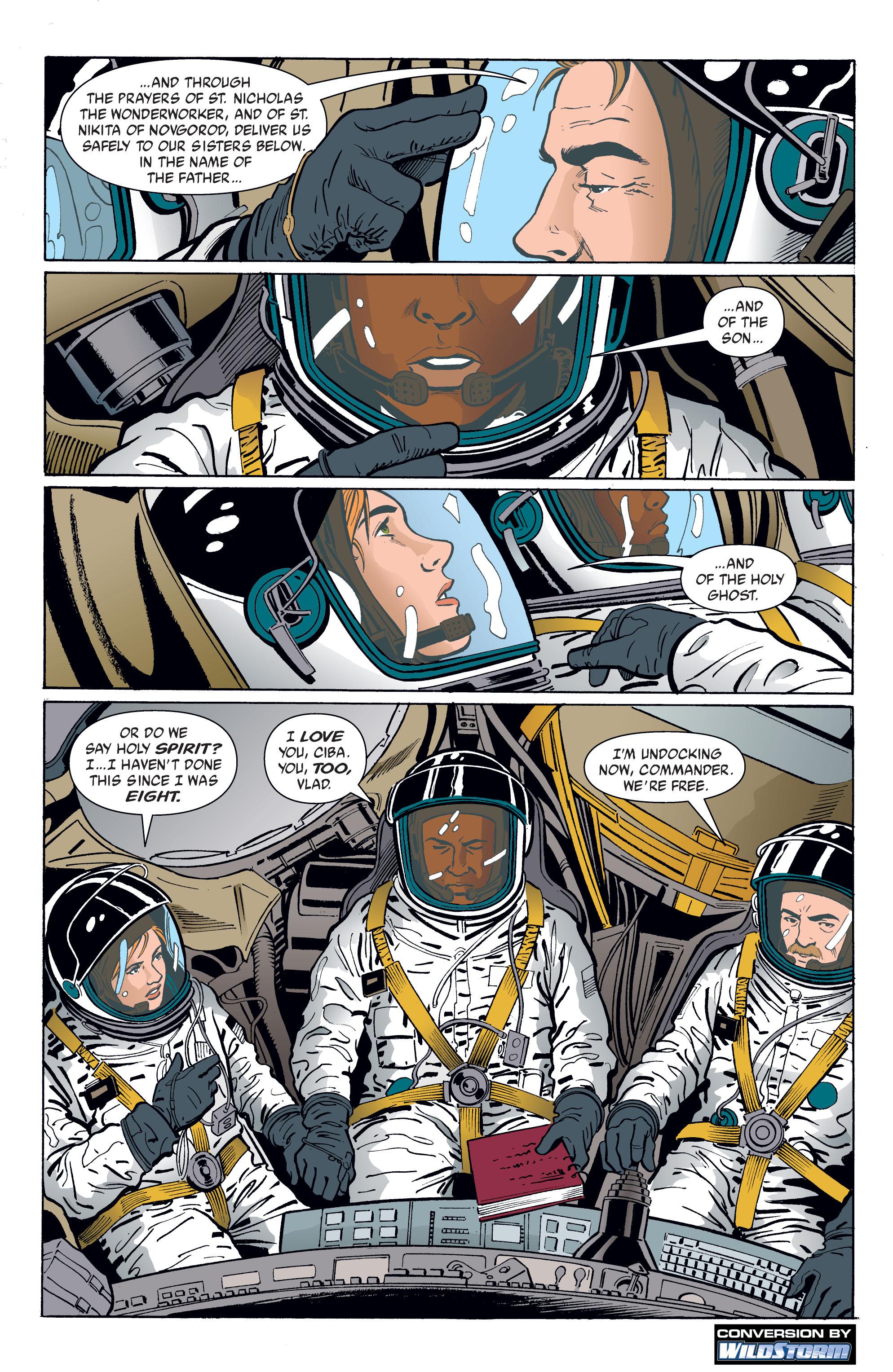 Y: The Last Man (2002) 13 Page 2