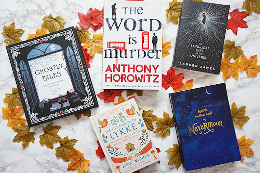 5 Books to Curl Up With This Autumn