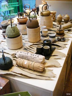 théières et autres accessoires La maison de thé George Cannon