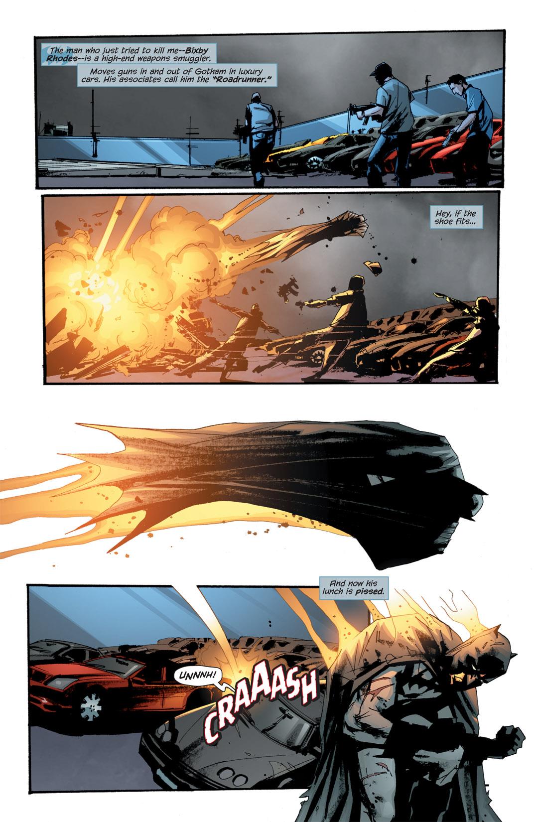 Detective Comics (1937) 877 Page 4