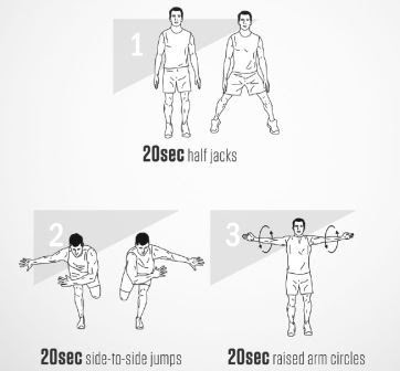 30 Day HIIT Workout Day 8