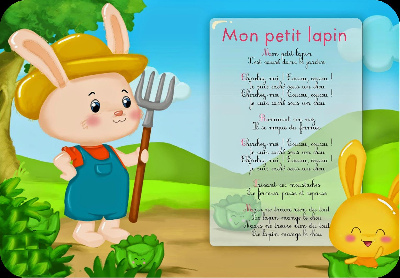 Petites Manitas Mon Petit Lapin