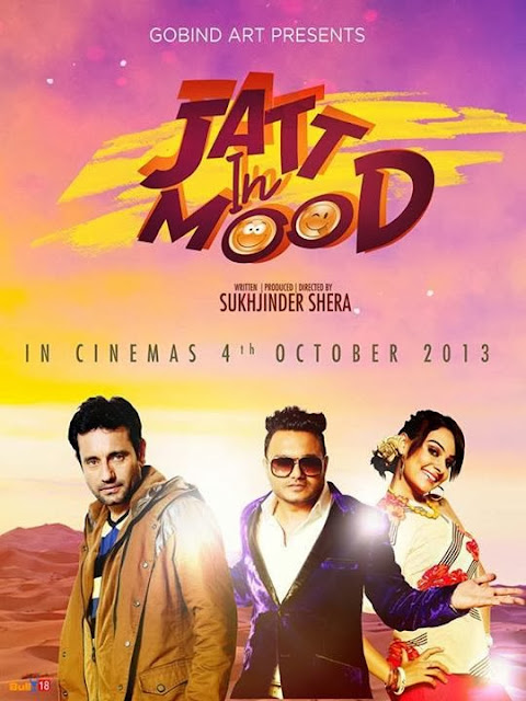 Jatt in mood 2013 HDRip 400mb