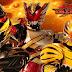 Mainan Satria Heroes Bima X