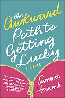The Awkward Path to Getting Lucky book tour stop