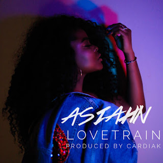 Asiahn - Love Train (2017) - Album Download, Itunes Cover, Official Cover, Album CD Cover Art, Tracklist