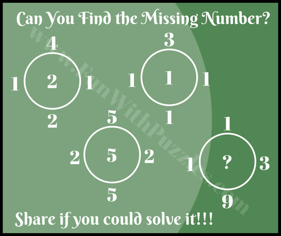 tricky maths puzzles with answers pdf