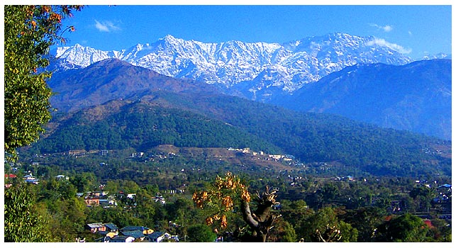 Best Tourist Place Dharamshala