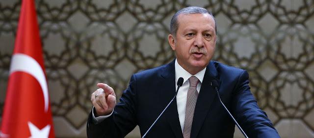 Ο Ερντογάν καταργεί τα ανθρώπινα δικαιώματα στην Τουρκία