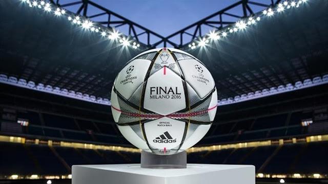 adidas presentó el nuevo balón de la Champions
