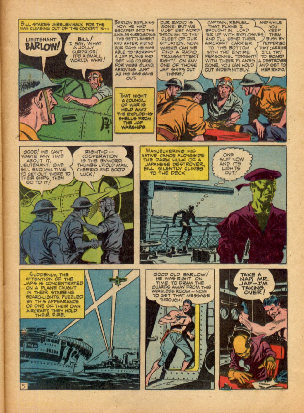 Read online Action Comics (1938) comic -  Issue #48 - 55
