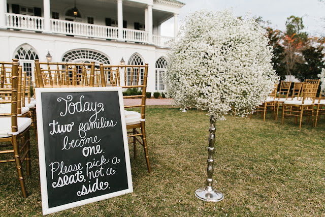 shabby+chic+wedding+spring+summer+pastel+champagne+pink+black+white+bride+groom+bouquet+ceremony+centerpiece+floral+flower+bridesmaid+dresses+dress+riverland+studios+12 - Charleston Pastel