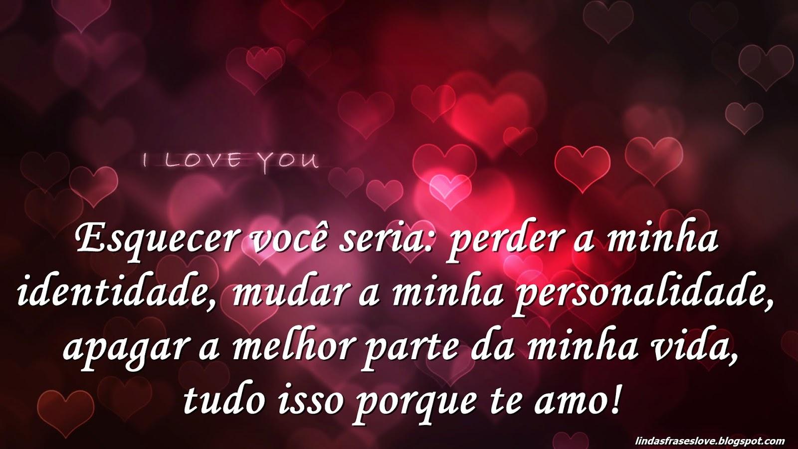 Você É Importante Pra Mim Amor