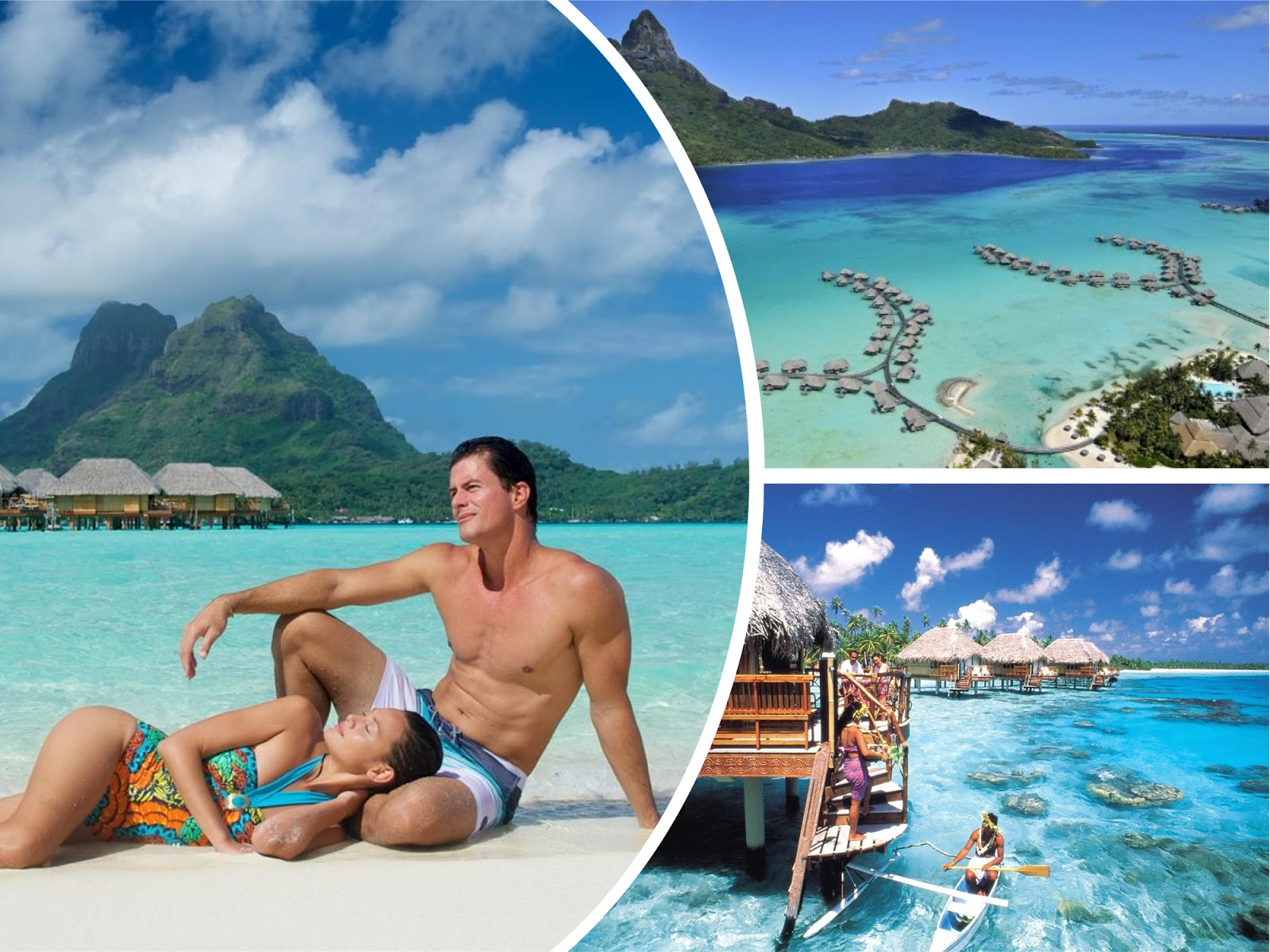 Bora Bora Islands Most Luxurious Honeymoon Destinations amazingexplore