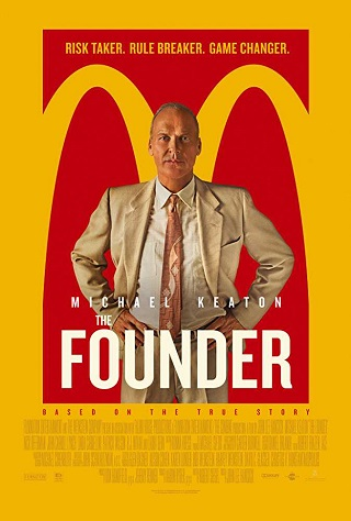 The Founder 2016 Dual Audio Hindi 1GB BluRay 720p Full Movie Download Watch Online 9xmovies Fimywap Worldfree4u