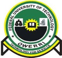 FUTO 2018/2019 UTME Supplementary Admission Form is Out