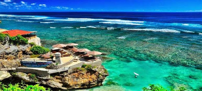 Pantai Suluban (Blue Point Beach), Pecatu Uluwatu Bali