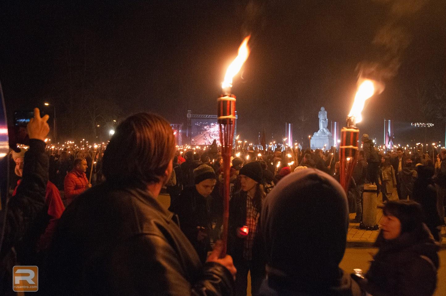 Jelgavnieki pulcējās Lāčplēša dienas svinībām