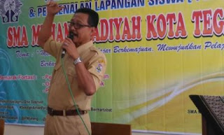 Guru Hebat, IPM Kuat: Kebersamaan Mendampingi Fortasi dan PLS Hingga Finish, Drs. Mukhlasin