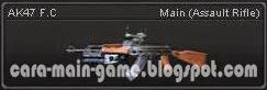 AK-47 F.C Point Blank PB