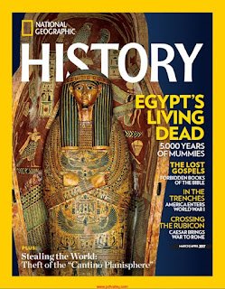 National Geographic History March April 2017