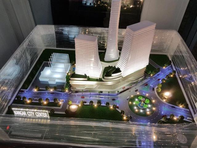 Info Tentang Kangar City Centre atau KCC