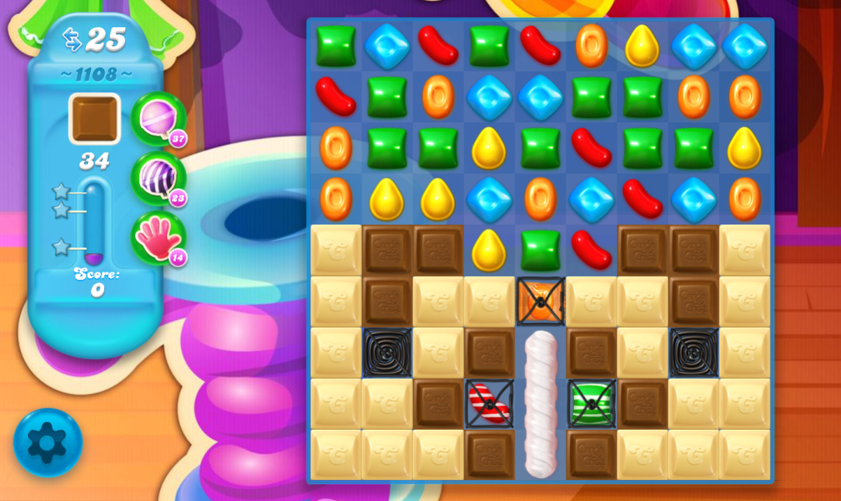 Candy Crush Soda Saga 1108