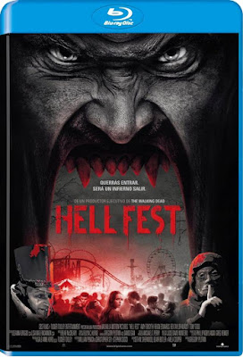 Hell Fest 2018 BD25 Latino