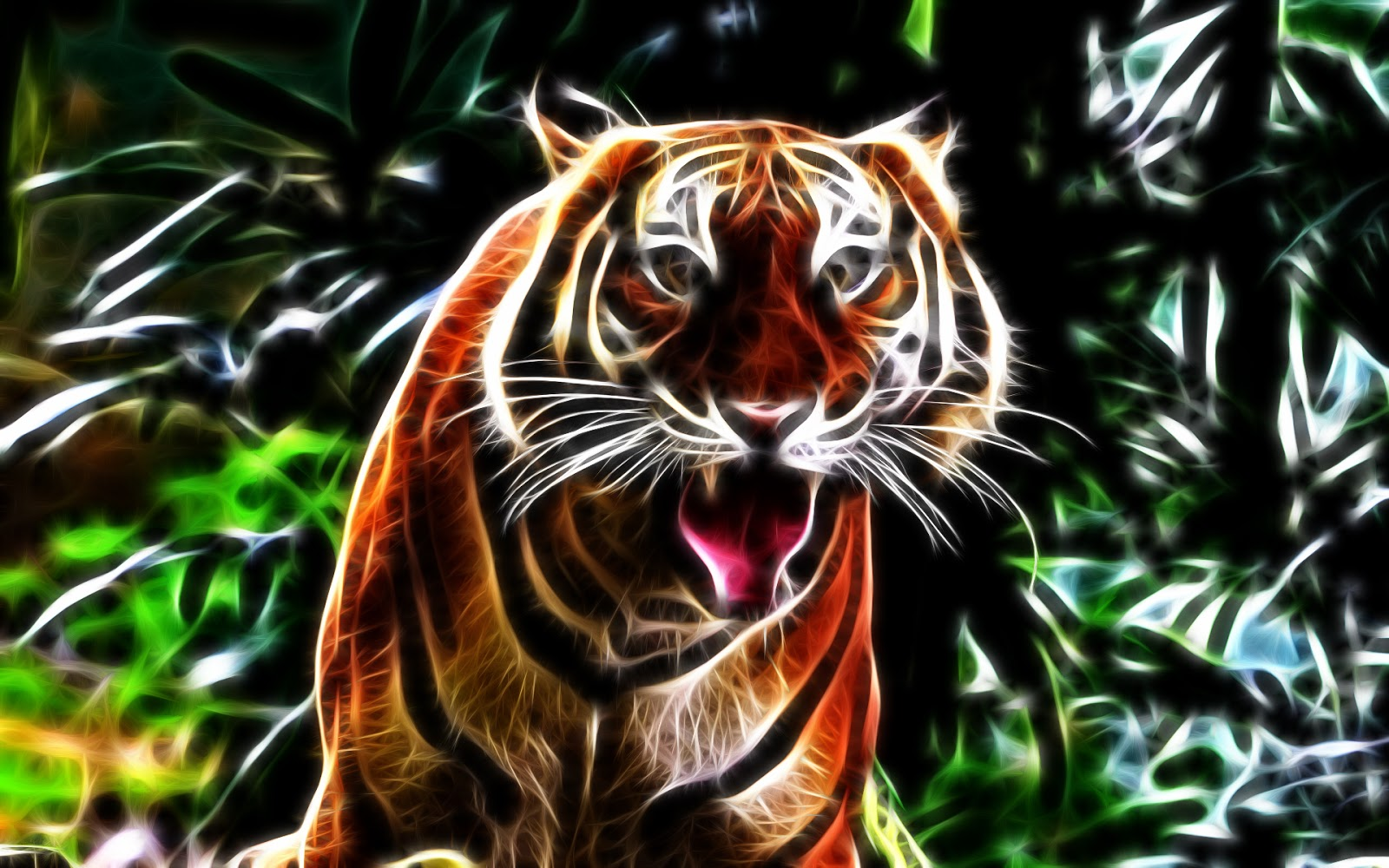 Graphic Design Hd Wallpaper Animal