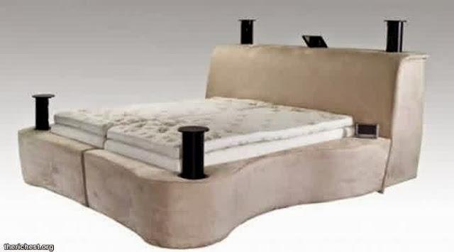 tempat tidur paling keren di dunia